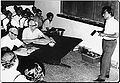 A.P.J. Abdul Kalam teaching at ISRO, 1980.jpg