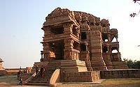 सास बहू का मंदिर, ग्वालियर