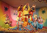 होली, कृष्ण जन्मभूमि, मथुरा