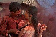 राजेश खन्ना और आशा पारेख, गीत- आज न छोडेंगे..., फ़िल्म- कटी पतंग